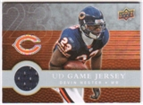 2008 Upper Deck First Edition Jerseys #FGJDH Devin Hester