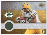 2008 Upper Deck First Edition Jerseys #FGJGJ Greg Jennings