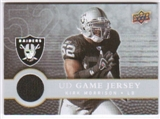 2008 Upper Deck First Edition Jerseys #FGJKM Kirk Morrison
