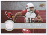 2008 Upper Deck First Edition Jerseys #FGJLF Larry Fitzgerald