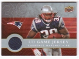2008 Upper Deck First Edition Jerseys #FGJLM Laurence Maroney