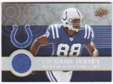 2008 Upper Deck First Edition Jerseys #FGJMH Marvin Harrison