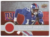 2008 Upper Deck First Edition Jerseys #FGJPB Plaxico Burress