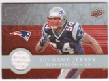 2008 Upper Deck First Edition Jerseys #FGJTB Tedy Bruschi
