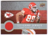 2008 Upper Deck First Edition Jerseys #FGJTG Tony Gonzalez