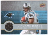 2008 Upper Deck First Edition Jerseys #FGJWI DeAngelo Williams
