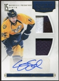 2011/12 Panini Rookie Anthology #107 Craig Smith Jersey Autograph 14/199