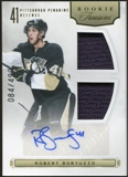 2011/12 Panini Rookie Anthology #139 Robert Bortuzzo Jersey Autograph 84/499
