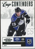 2011/12 Panini Contenders #114 Dustin Brown CC 382/999