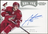 2011/12 Panini Contenders NHL Ink #51 Andy Miele Autograph