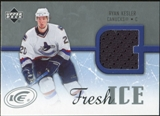 2005/06 Upper Deck Ice Fresh Ice #FIRK Ryan Kesler