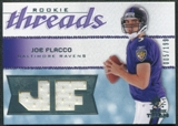 2008 Upper Deck SP Rookie Threads Rookie Threads 199 #RTJF Joe Flacco /199