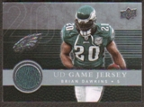 2008  Upper Deck Game Jerseys #UDGJBD Brian Dawkins