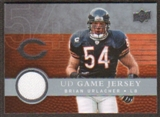 2008  Upper Deck Game Jerseys #UDGJBU Brian Urlacher