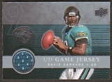 2008  Upper Deck Game Jerseys #UDGJDG David Garrard