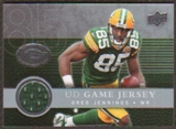 2008  Upper Deck Game Jerseys #UDGJGJ Greg Jennings