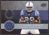 2008  Upper Deck Game Jerseys #UDGJJA Joseph Addai