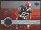 2008  Upper Deck Game Jerseys #UDGJLE Lee Evans