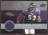 2008  Upper Deck Game Jerseys #UDGJRL Ray Lewis