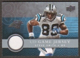 2008  Upper Deck Game Jerseys #UDGJSS Steve Smith