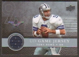 2008  Upper Deck Game Jerseys #UDGJTR Tony Romo