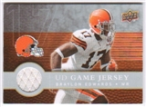 2008 Upper Deck First Edition Jerseys #FGJBE Braylon Edwards
