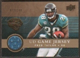 2008 Upper Deck Game Jerseys Gold #UDGJFT Fred Taylor /200