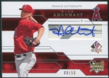 2008 Upper Deck SP Authentic Gold Autograph #150 Nick Adenhart 8/50