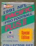 1991 Pacific Plus Series 2 Football Factory Set - FAVRE !!!