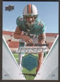 2008 Upper Deck Rookie Jerseys #UDRJJL Jake Long