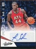 2012/13 Panini Absolute #188 Ivan Johnson Autograph /399