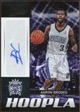 2012/13 Panini Absolute Hoopla Autographs #2 Aaron Brooks Autograph 18/99