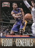 2012/13 Panini Threads Floor Generals #16 Ramon Sessions