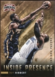 2012/13 Panini Threads Inside Presence #15 Roy Hibbert