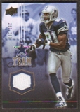 2008 Upper Deck Team Colors Jerseys Gold #TCTO Terrell Owens /299