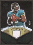 2008 Upper Deck Icons NFL Icons Jersey Gold #NFL15 David Garrard /50