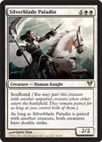Magic the Gathering Avacyn Restored Single Silverblade Paladin UNPLAYED (NM/MT)
