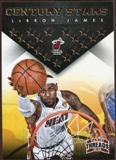 2012/13 Panini Threads Century Stars #10 LeBron James