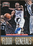 2012/13 Panini Threads Floor Generals #6 Russell Westbrook