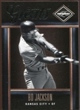 2011 Panini Limited Greats #24 Bo Jackson 158/299