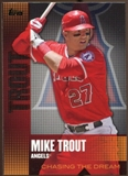 2013  Topps Chasing the Dream #CD2 Mike Trout