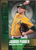 2013  Topps Chasing the Dream #CD21 Jarrod Parker