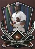 2013 Topps Cut to the Chase #CTC18 Tony Gwynn