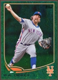 2013 Topps Emerald #43 R.A. Dickey