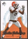 2008 Upper Deck SP Authentic #117 Lance Leggett /1399