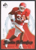 2008 Upper Deck SP Authentic #124 Maurice Leggett /1399