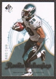 2008 Upper Deck SP Authentic #135 Shaheer McBride /1399