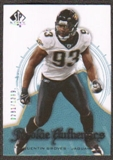 2008 Upper Deck SP Authentic #137 Quentin Groves /1399
