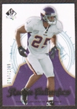 2008 Upper Deck SP Authentic #144 Tyrell Johnson /1399