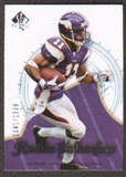 2008 Upper Deck SP Authentic #154 Jaymar Johnson /1399